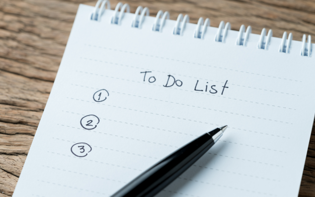 How to Tackle Your To-Do's